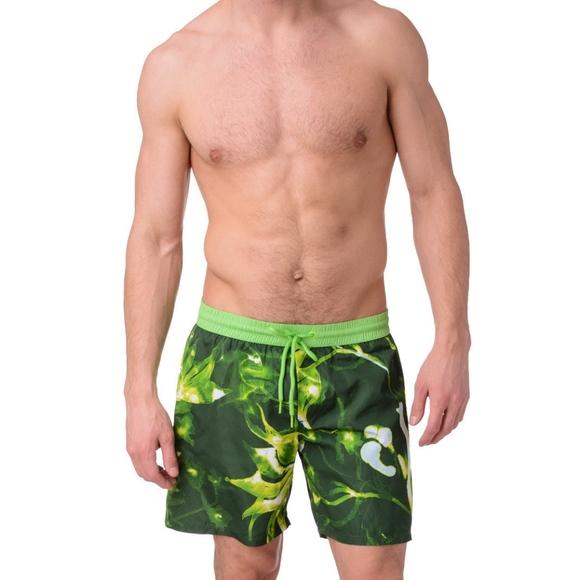d4b4106196 Diesel Swim | Mens Shorts Floral Print Mesh Lined | Poshmark